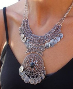 Collar Bohemic fantasy}